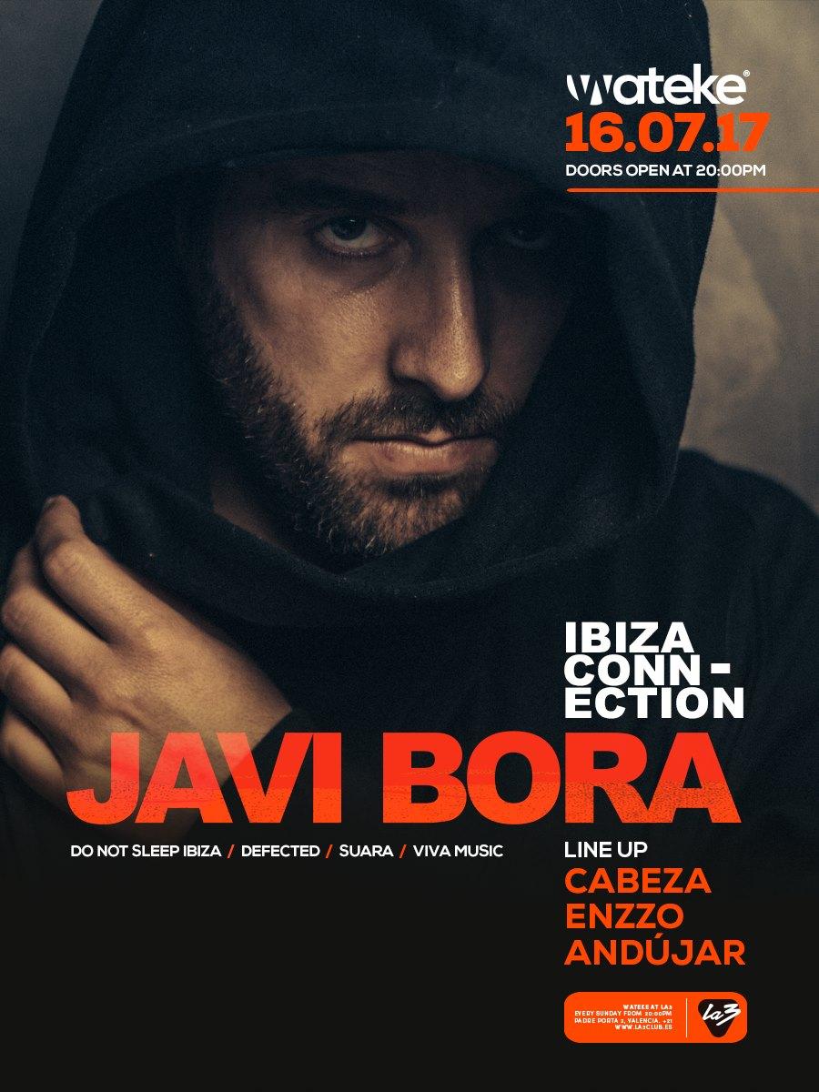 Javi Bora Wateke Club